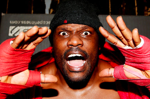 Dereck Chisora Remains Keen to Face David Price in Heavyweight Showdown