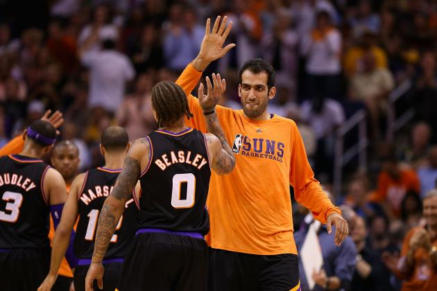 Phoenix Suns Hold on Against Houston Rockets, Win Home Finale