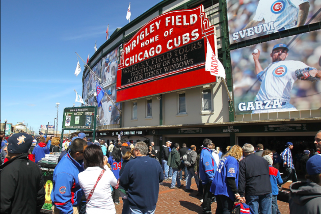 Wrigley Field Renovations Mask Chicago Cubs' Struggles