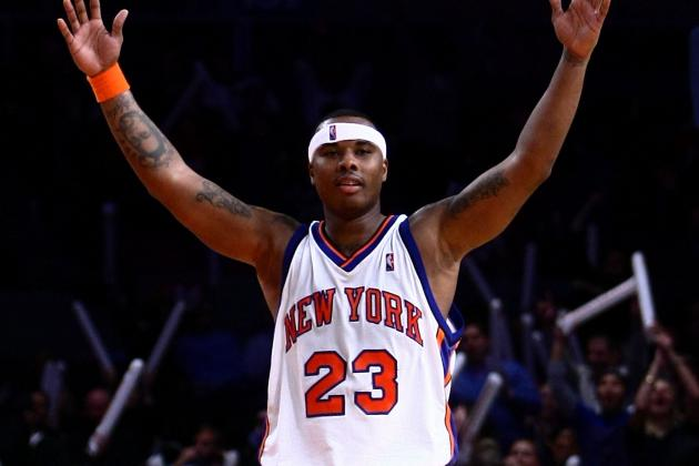 New York Knicks Make Solid Move in Signing Free Agent Quentin Richardson