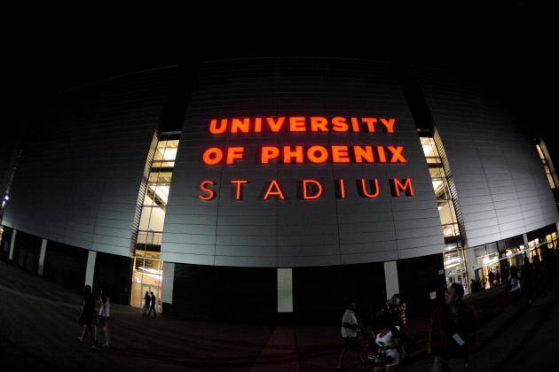 Cardinals to Host Draft Party at University of Phoenix Stadium