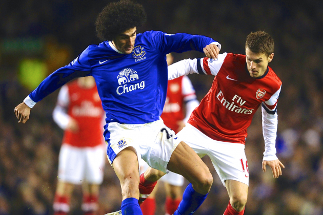 Arsenal 0-0 Everton: Live Score, Highlights, Recap