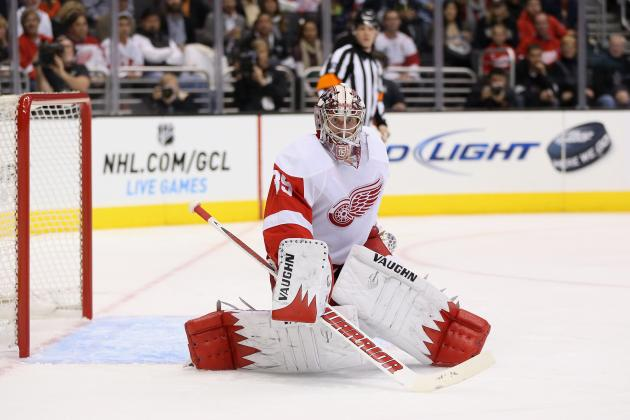 Detroit Red Wings: Jimmy Howard's Contract Extension a Great Move