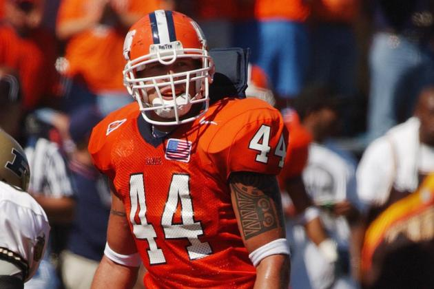 Former LB Matt Sinclair Joins Illini Football Staff
