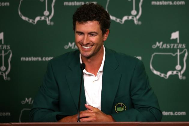 Adam Scott's Masters Victory Spawns Rampant 'The Bachelor' Rumors
