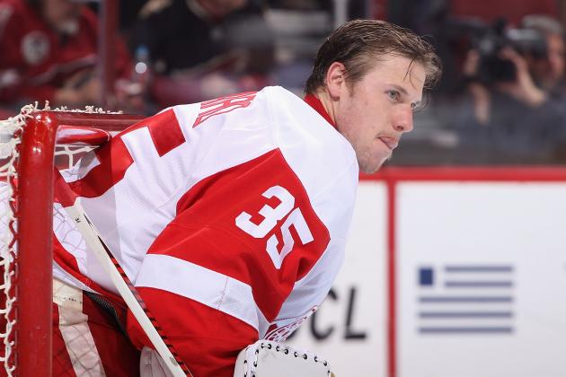 Detroit Red Wings and Jimmy Howard Agree on 6-Year Extension