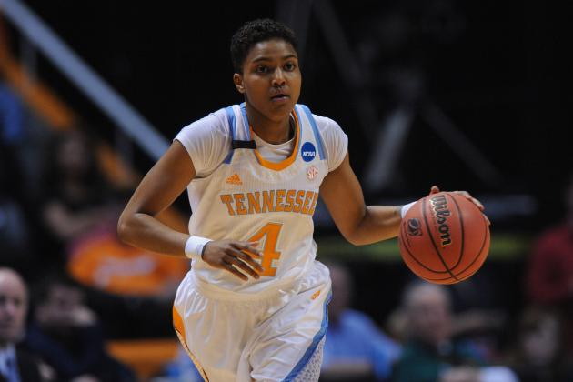 Kamiko Williams Picked in Second Round of WNBA Draft