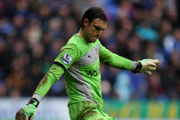 Alex McCarthy Pleased with 'Best Ever Performance' Against Liverpool
