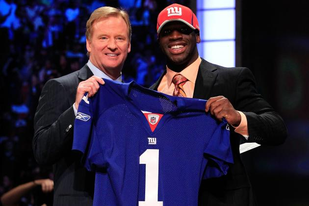 New York Giants: A Recent History of the No. 19 Overall Pick