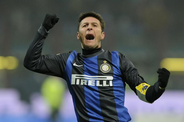 Javier Zanetti: How Inter Milan Legend Has Defied the Passing of Time