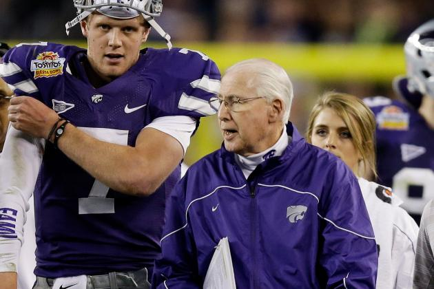 K-State Begins Search for New Starting Quarterback