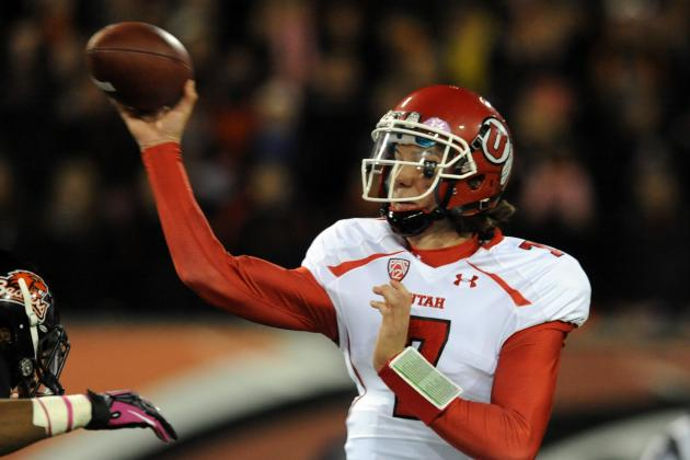 Utah Set for Final Week of Spring Ball