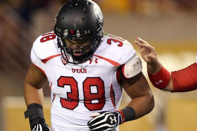 Utah Football: Karl Williams Shines in RB Battle