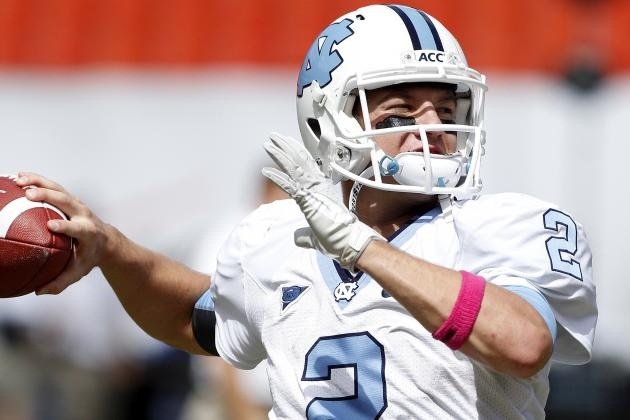 Heels Still a Work of Progress After Spring Game