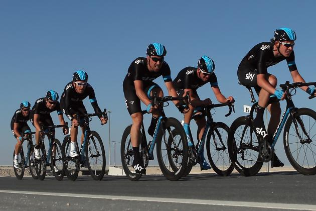 Giro Del Trentino: Team Sky Win Time Trial but the Day Belongs to Bouet & Cerny
