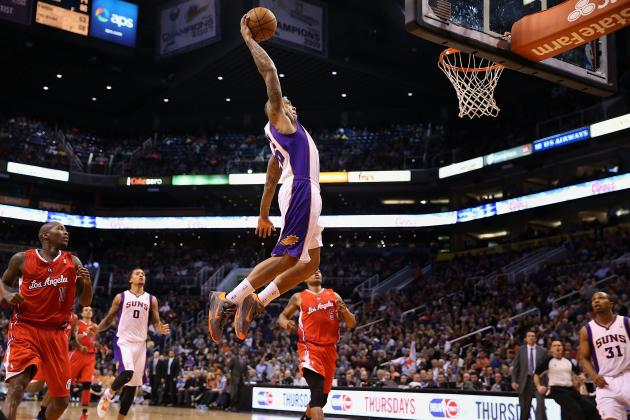 Shannon Brown Tries to Keep His Cool as He Warms Bench for Phoenix Suns