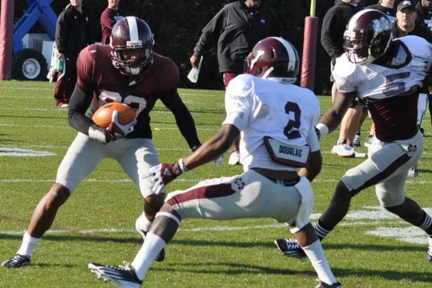 Mississippi State Looking for Ways to Use Holloway's Speed