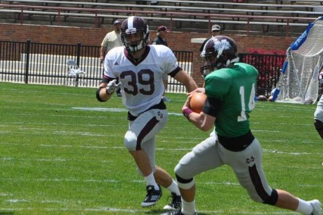 Defense Shines, Offense Struggles in Mississippi State Scrimmage
