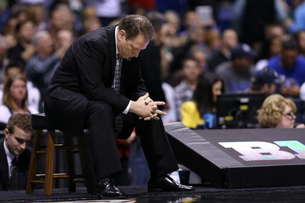 "Tom Izzo on the 35-Second Clock: ""I Would Like to See a Change"""
