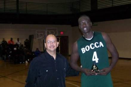 Rawane Ndiaye Commits to Tennessee Basketball