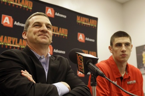 Alex Len to Leave Maryland for NBA, and Coach Mark Turgeon Says He's Ready