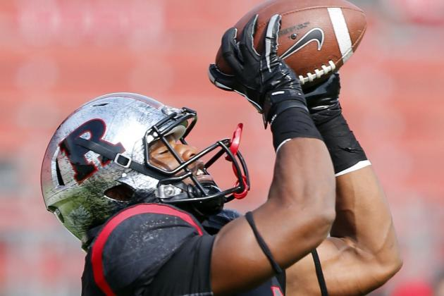 Rutgers' Leonte Carroo Poised to Reconnect with High School Pal Gary Nova