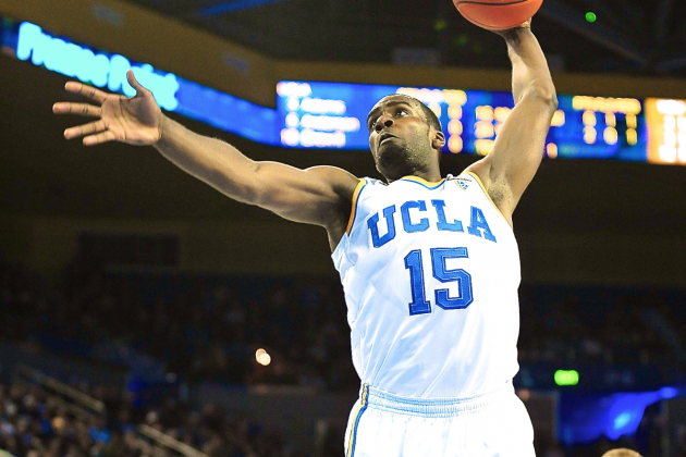 UCLA Star Shabazz Muhammad Will Declare for 2013 NBA Draft
