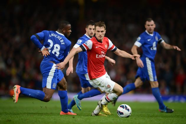 Arsenal vs. Everton: Score, Grades and Analysis