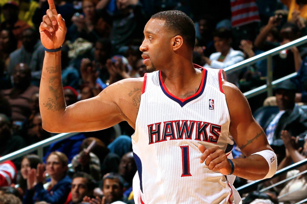 Tracy McGrady Signs with San Antonio Spurs for Rest of Season