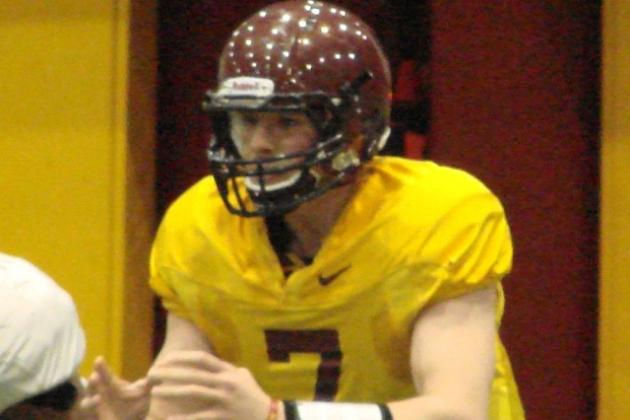 Backup QB Impresses in Scrimmage