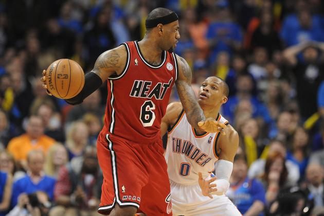 NBA Playoff Predictions 2013: Why Heat and Thunder Are Bound for Finals Rematch
