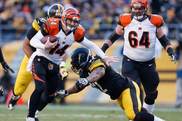 James Harrison's Rumored Move to Cincinnati Is Reportedly Unlikely
