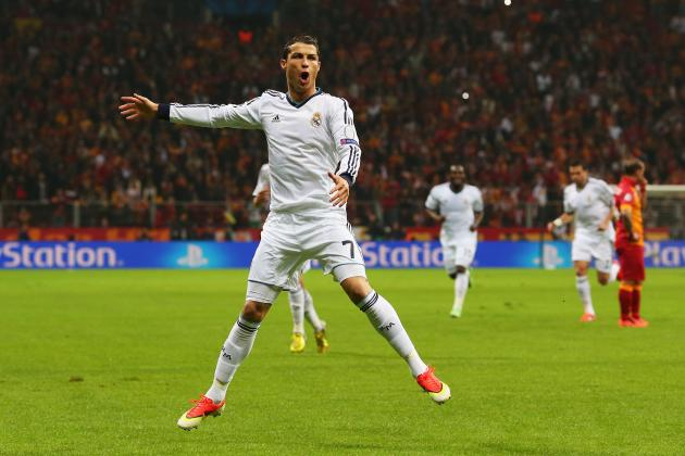 Cristiano Ronaldo's Goal-Scoring Tear Will Continue Against Dortmund in UCL