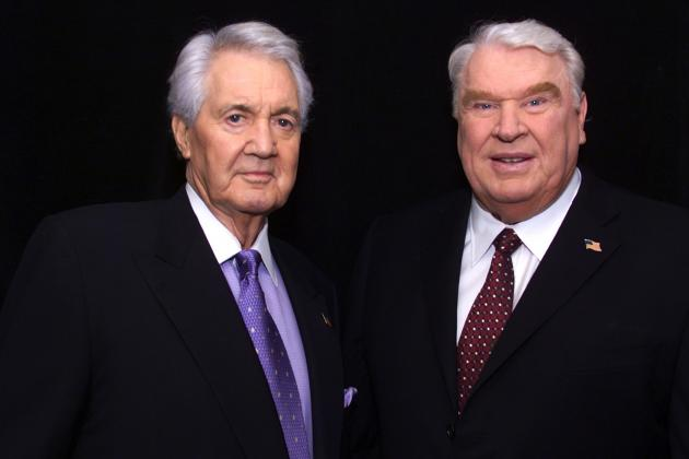 NFL Broadcasting Legend Pat Summerall Passes Away at 82