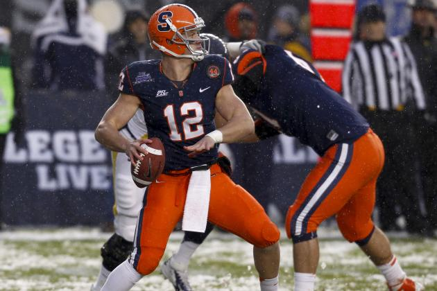 Syracuse QB Ryan Nassib Gets Sparkling Review from Jon Gruden
