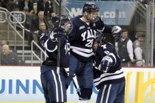 Ducks Sign Yale Standout Laganiere to Two-Year Deal