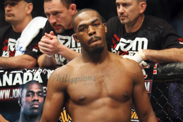 Jon Jones Will Wipe the Floor with Chael Sonnen at UFC 159