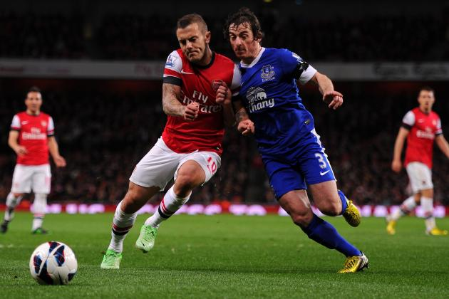 Arsenal vs. Everton: Rating Both Sets of Players in the Emirates Clash