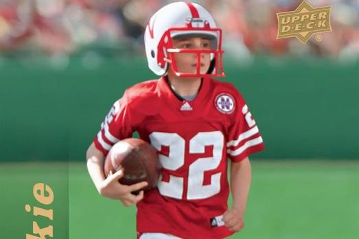 Upper Deck Prints Special Cards in Honor of Nebraska 7-Year-Old Hero