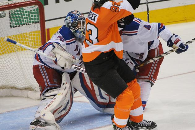 Philadelphia Flyers 4, New York Rangers 2: Live Score, Updates and Analysis