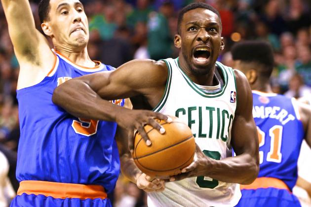 Jeff Green Is Biggest X-Factor of 2013 NBA Playoffs