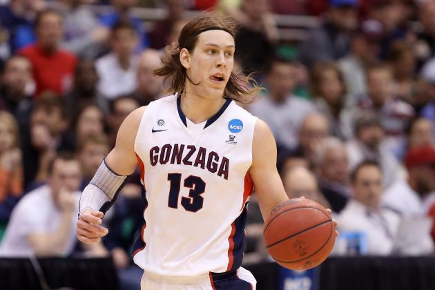 Kelly Olynyk: Gonzaga Center to Make NBA Draft Decision by Friday