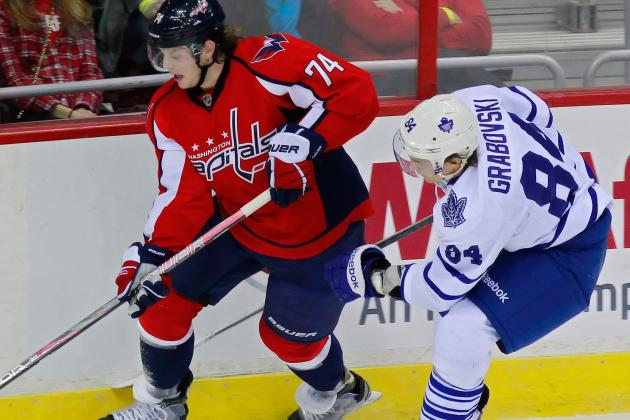 ESPN Gamecast: Maple Leafs vs. Capitals