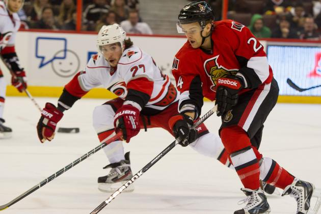 ESPN Gamecast: Hurricanes vs. Senators