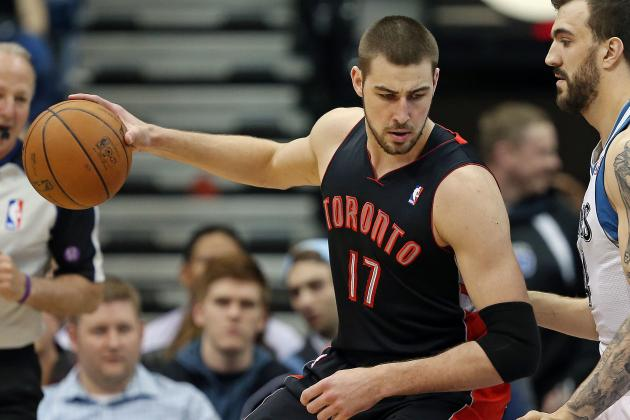 Jonas Valanciunas Returns to Lineup