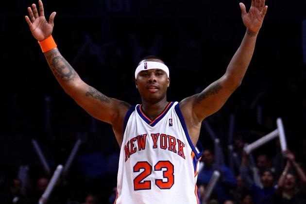 What Quentin Richardson Will Bring to New York Knicks Playoff Push