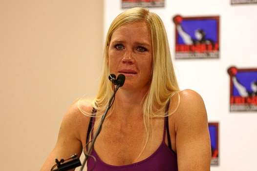 Top Rated Women's Boxer Holly Holm Retires to Focus on MMA