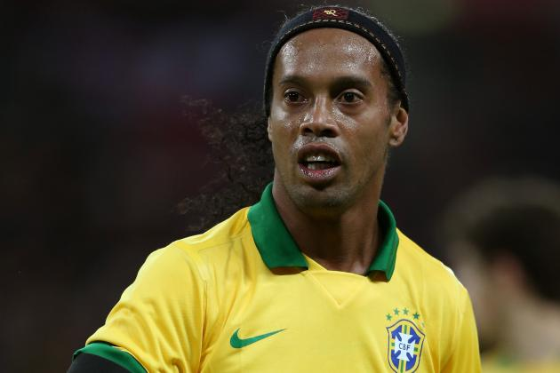 Ronaldinho Receives Brazil Call-Up
