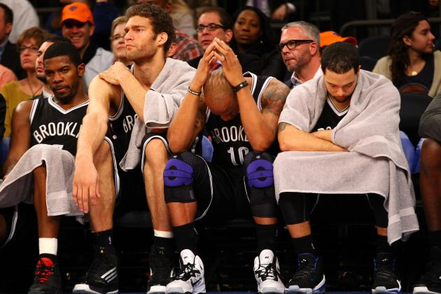 Nets Won't Sit Their Starters Again Wednesday