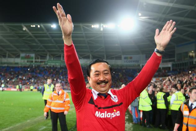 Cardiff Could Spend £25m, Says Owner